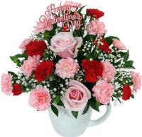Valentine's Flower Bouquet